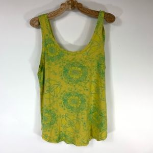 Fresh Produce NWT Terrace Cantina Tank Top Large